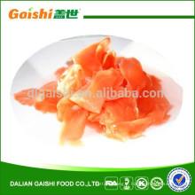 sg19 Organic Sweet Marinated Fresh Instant Fresh Seasoned Japanese candied Sushi Ginger