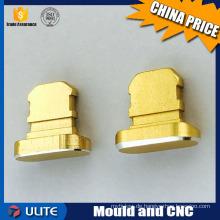 Hochpräzisions-Mini-Metall-CNC-Fräsmaschine in Autoteile