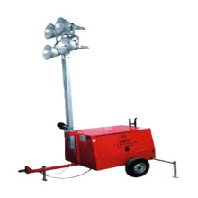 Portable Diesel Generator Light Tower
