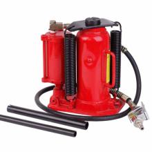 NITOYO 20 Ton Air Hydraulic Bottle Jack Jacks Automotive Lift Tools Heavy Duty Truck