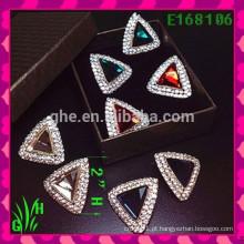 O mais recente design Bonito brinco grande ornamento brincos, Stud Earrings