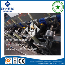 customized profile cold production line omega section