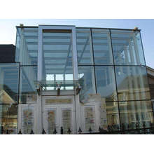 Laminiert / gehärtet / klar / Fenster / Glasmalerei