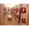 PVC customized resort / gym safe locker