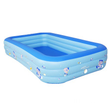 Piscina inflable de cerdo largo