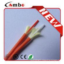 Duplex zipcord fiber optical Cable