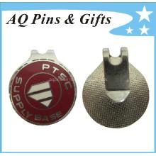 Metal Custom Cap Clip with Imitation Cloisonne (Golf-18)