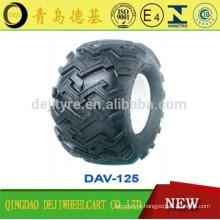 ATV/UTV tyre/tires manufacture wholesale DOT 25*8.00-12 25*10.00-12