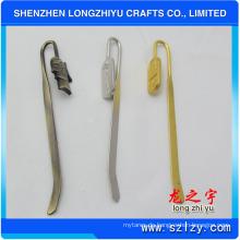 3D Metall Antik Kupfer Lesezeichen für Promotion Made in China