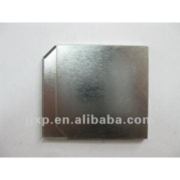 metal casing