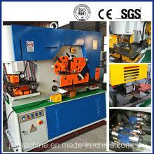 Hydraulic Iron Worker Dual Cylinder Ironworker (Q35Y-25)