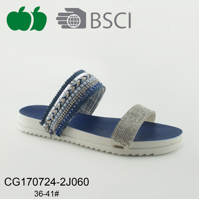 fashionable cheap slipper