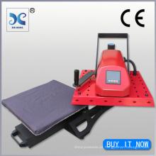 Fujian CE Aprovação Fabricante Alta qualidade Dye Sublimação Heat Press Machine, Desktop Printing Press