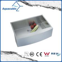 Stylish Single-Bowl Apron Sink (ACS3021)