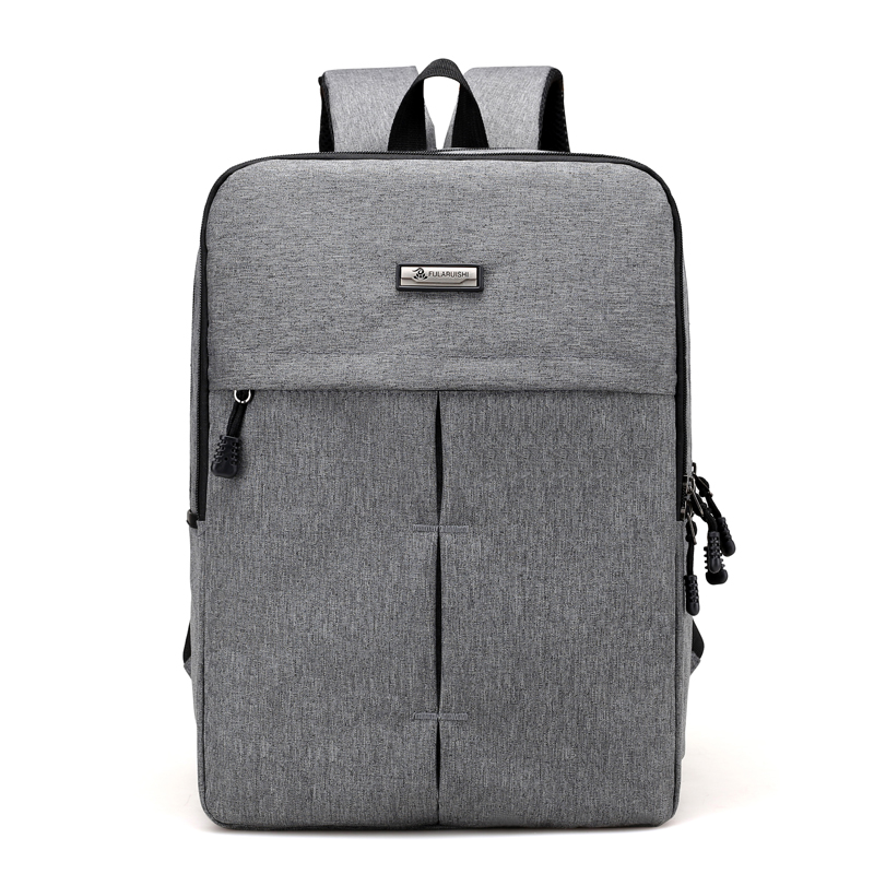 New style nylon USB laptop waterproof backpack