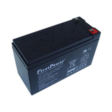 Reserv Deep Cycle Cathodic Protection Batteri 12V7.2AH