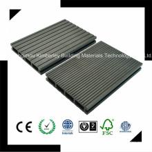146 * 24 China Hersteller von preiswerten Korrosionsschutz Outdoor WPC Bodenbelag