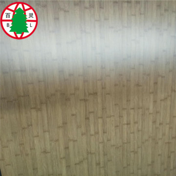 5mm Bamboo pattern melamine paper laminated MDF