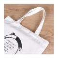 ECO-Friendly Canvas Tote Bag Custom Cotton Bag with good printing