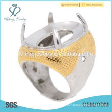 newest indonesia batu ring made by stainless steel fashion ring for best price