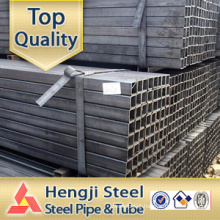 Rectangular tubes Hollow Section made in Tianjin China