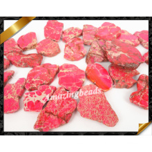 Бирюзовый нерегулярный Loose Beads Gemstone ювелирные изделия (GB0125)