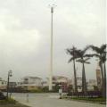 Factory Price Single Pole Tubular Steel Tower