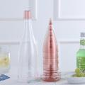 Juegos de copas de vino desmontables de plástico