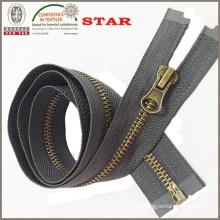 2016 Bronze Teeth Zipper for Garments
