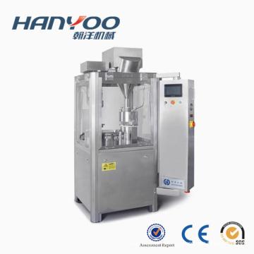 Máquinas encapsuladoras automatizadas de encapsulación de pellets de polvo