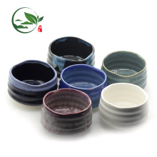 Hochwertige Lieferant Matcha Bowl für grünen Tee, Keramik