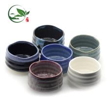Proveedor de alta calidad Matcha Bowl para té verde, cerámica
