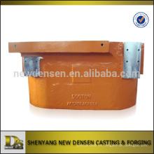 OEM de acero de fundición de arena para el uso de piezas mecánicas para la máquina de perforación de petróleo