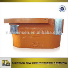 OEM steel sand casting for mechanical parts use for oil drilling machine
