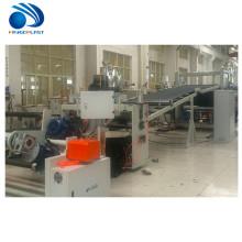 Plastic insulation bopp brick sheet grinding making machine plant