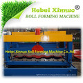 russia profile 1035 glazed arc and circle rolling machine            china Manufacturer  1. the advantage of Glazed Tile Roll Forming Machine china