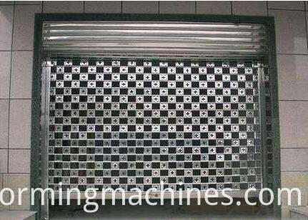 sample of shutter door