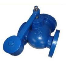 Válvula de retenção com pêndulo