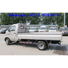 4X2 diesel 3 tons light truck with A/C