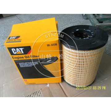 CAT 3508 مرشح عنصر AS-Engine OIL 1R-0726 أجزاء CAT