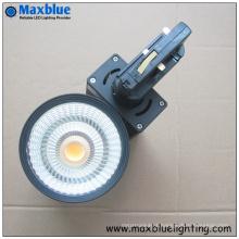 3 Phase 40W High CRI Ra97 Ciziten COB LED Track Lighting