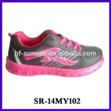 El nuevo deporte de la marca de fábrica del estilo 2014 calza la zapatilla de deporte de la manera