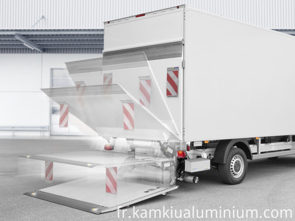 Aluminium forTruck body