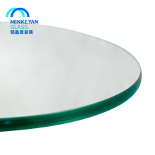high strength safety tempered glass table top