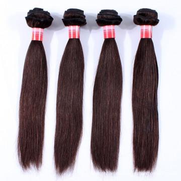 5a Jungfrau seidig 100% unverarbeitete gerade indische Haare