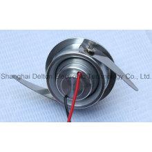 1W Dimmable lâmpada do armário do diodo emissor de luz