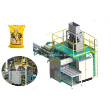 25kg/50kg Cat Litter Pet Sands Packing Machine