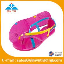 beatiful girl jelly sandals 2016