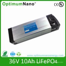 Good 36V 10ah Lithium Ion Battery Pack for E-Bike