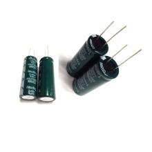 New Aluminum Electrolytic Capacitor 105 Degrees Tmce02